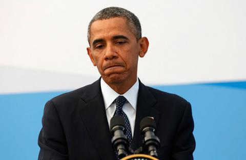 أوباما يعتبر كيماوي سوريا تهديداً لأمريكا