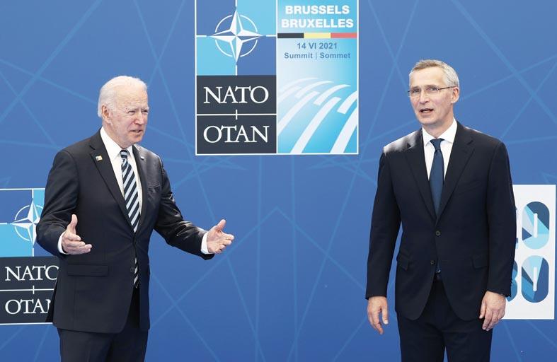 الناتو: الصين تشكل تحديا لكنها ليست عدوا ولن ندخل في حرب باردة معها