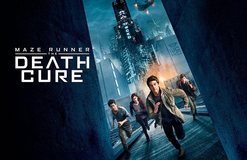 Maze Runner: The Death Cure يدفع بالحركة إلى حد غير ممتع