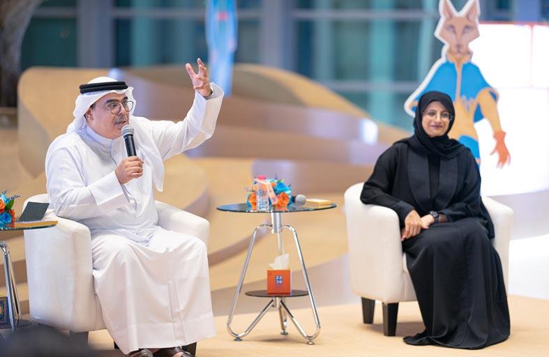 انطلاق ملتقى الشارقة للراوي 22 سبتمبر الجاري بمشاركة 38 دولة