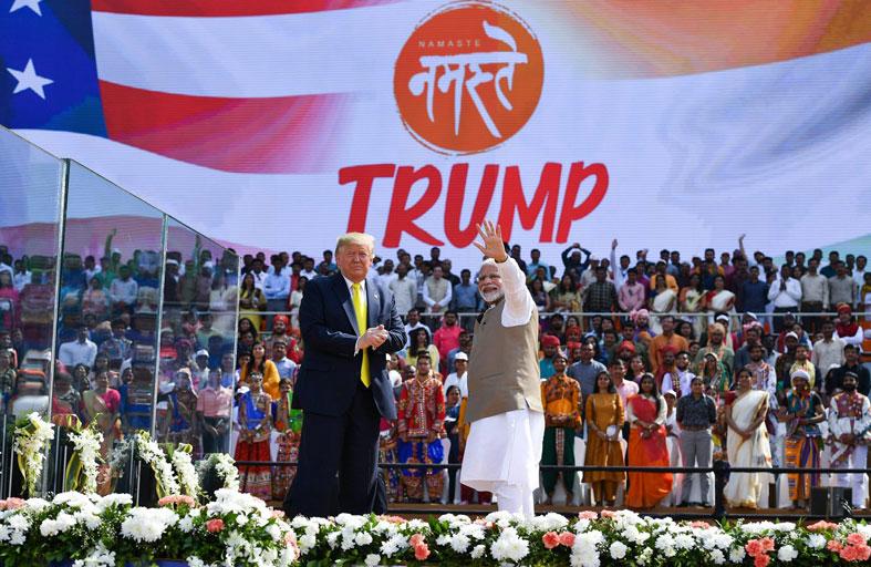 لم تسقط الهند في حضن المعسكر الأمريكي...!