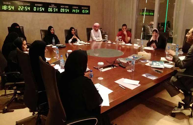 مؤسَّسة محمد بن راشد آل مكتوم للمعرفة  تطلق ورشة عمل «القصة القصيرة»