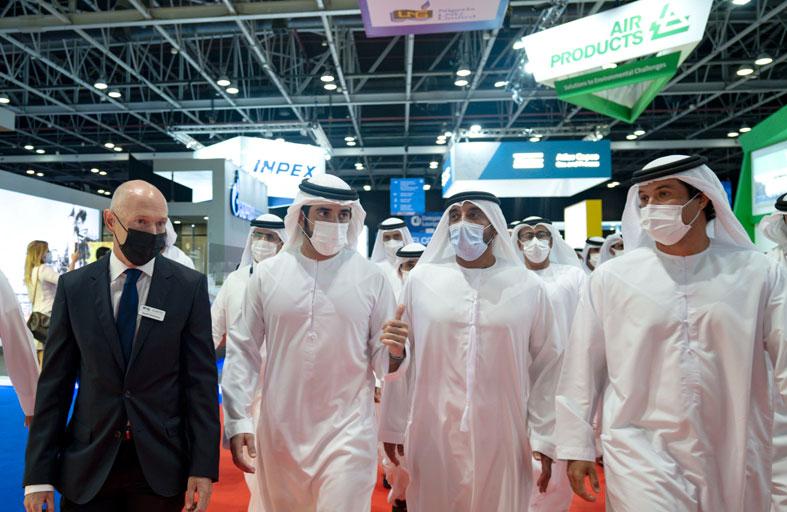 حمدان بن محمد: ثقة العالم في دبي تزيد من مسؤوليتها  كشريك  في إيجاد البدائل الفعالة لدعم أهداف التنمية المستدامة