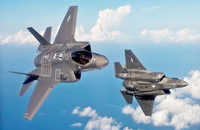 اليابان تقرر شراء طائرات الشبح الأمريكية