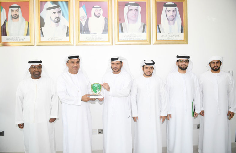 نادي الإمارات يوقع مذكرة تفاهم مع إذاعة رأس الخيمة