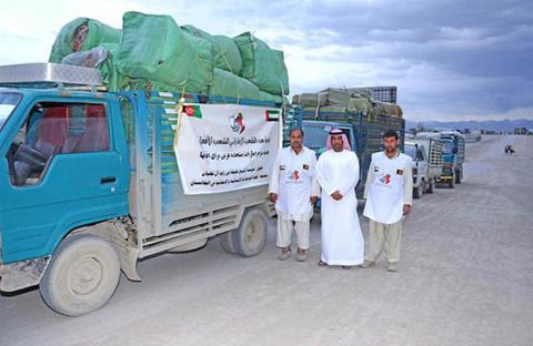 إشادة بالدور الإماراتي على الساحة الإنسانية والتنموية بأفغانستان