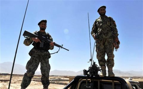 إحباط هجوم صاروخي على البرلمان الأفغاني