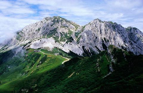 جبال الألْب
