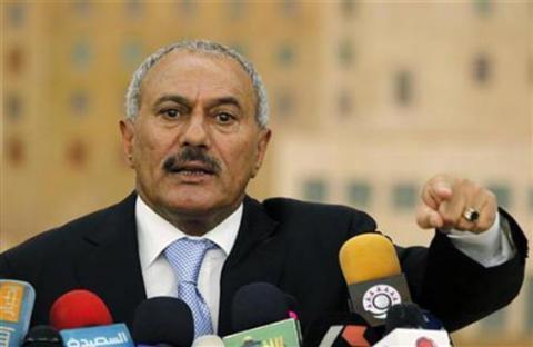 هل تهدد رئاسة صالح للمؤتمر الشعبي بانقسامه؟