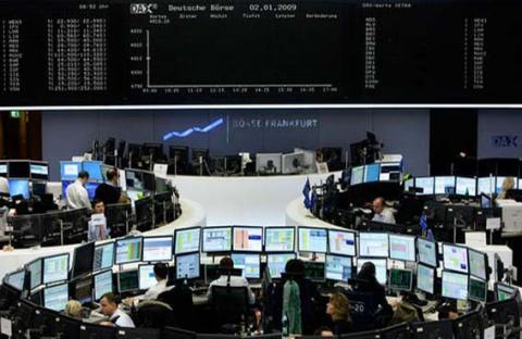 الأسهم الأوروبية تستقر قبل البيانات الأمريكية