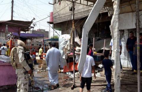 قتلى وجرحى في هجوم على معسكر خلق قرب بغداد