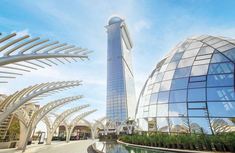 فندق سات ريجيس دبي النخلة يطلق عروضا حصرية لقضاء عطلة الصيف