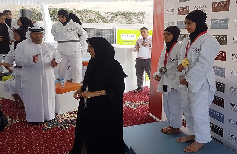 أبوظبي التقني يختتم بنجاح مهرجان الصحة واللياقة في حديقة أم الإمارات وسط إقبال كبير