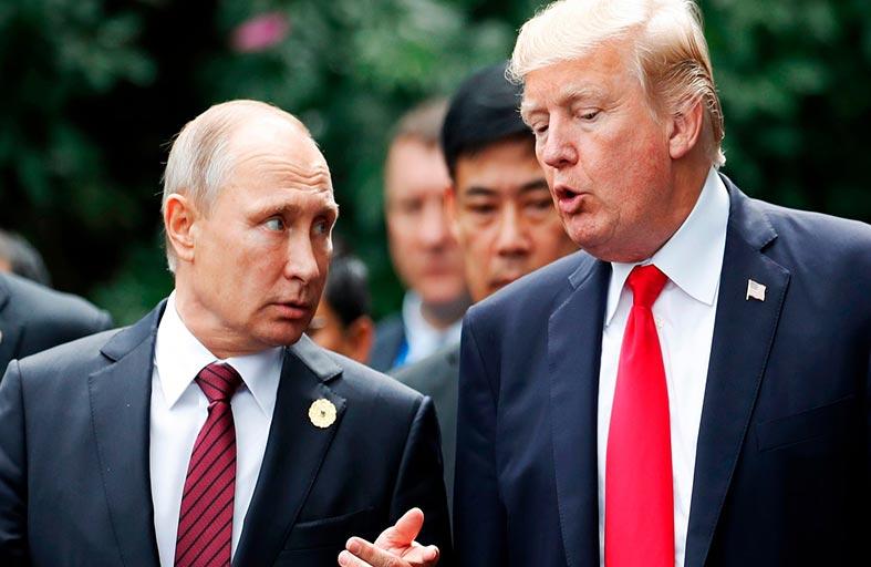 التحقيق الروسي: ما يهدد ترامب بعد تقرير مولر...!