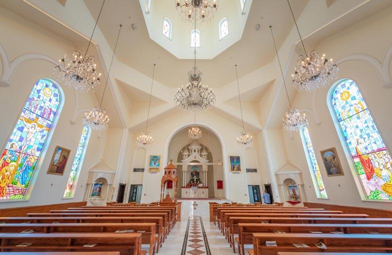 الخييلي: يثمن التعاون الإيجابي من دور العبادة لغير المسلمين