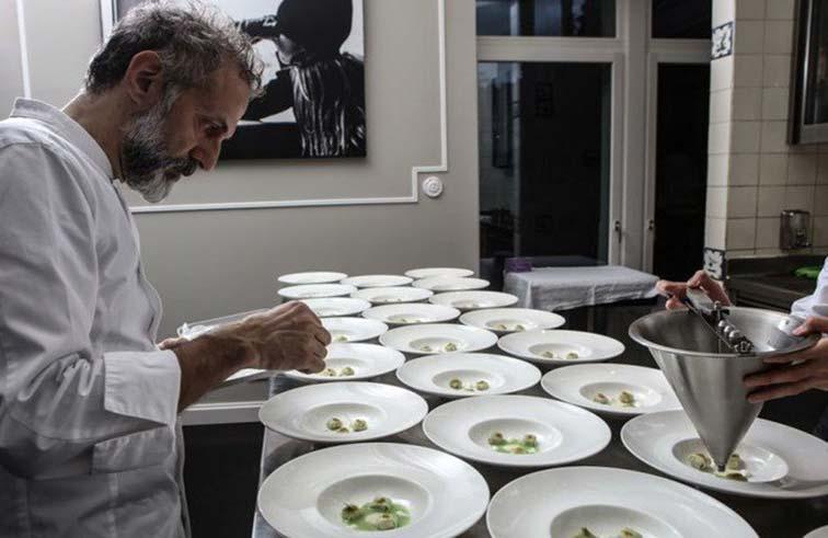 «أوستريا فرانشيسكانا» أفضل مطعم في العالم