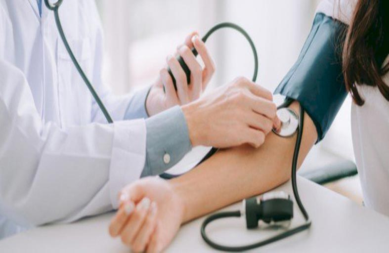 اختبار حبوب  4 في 1 لعلاج ارتفاع ضغط الدم