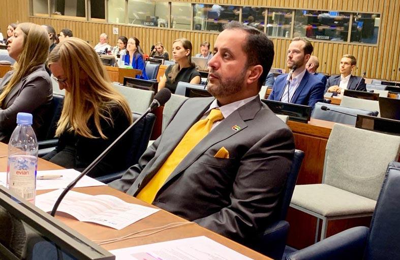 إمباور يشارك في الإجتماعات التحضيرية لقمة الأمم المتحدة للعمل المناخي 2019