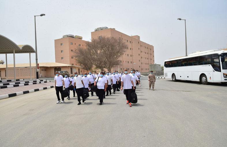 مراكز التدريب في القوات المسلحة تستقبل الدفعة الـ 14 من مجندي الخدمة الوطنية
