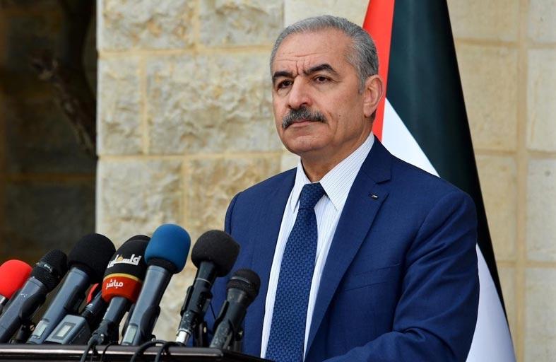 رئيس الحكومة الفلسطينية يرحب بمغادرة نتنياهو السلطة