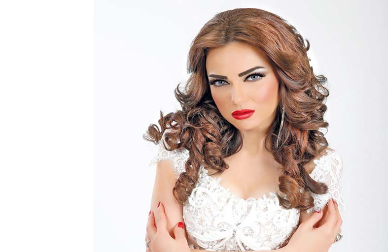 صفاء سلطان تكشف  عن عملها الجديد