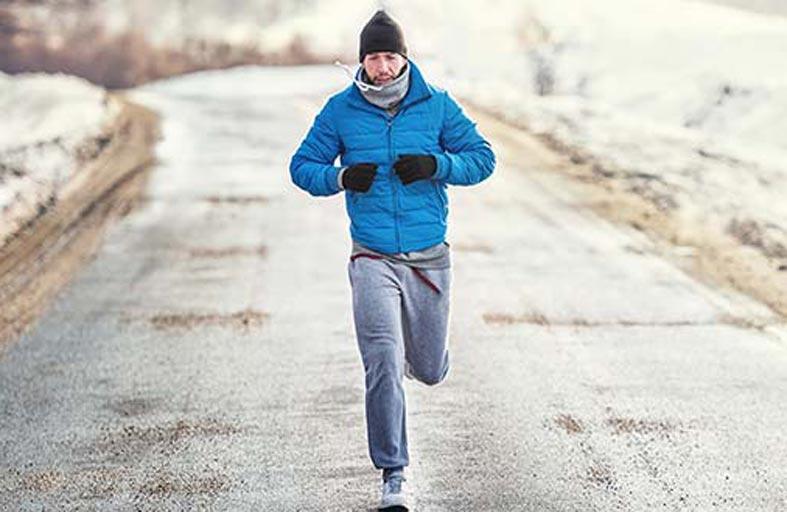 الرياضة تحارب اكتئاب الشتاء
