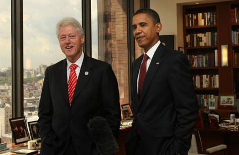 بيل كلينتون: أوباما هاوٍ وغير كفؤ