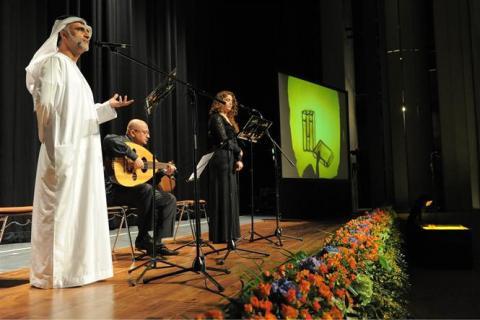 فعالية بالعربي تجوب إمارات الدولة ضمن مهرجان أبوظبي 2013