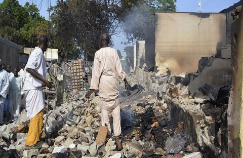 29 قتيلاً بهجوم لبوكو حرام في نيجيريا