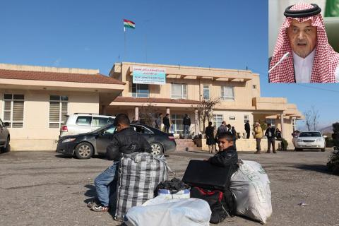 توتر حدودي بعد مقتل جنود سوريين بالعراق