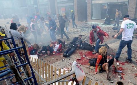 متمردو القوقاز ينفون علاقتهم باعتداء بوسطن