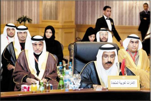 تنفيذية الاتحاد البرلماني العربي توافق على مشروعين إماراتيين