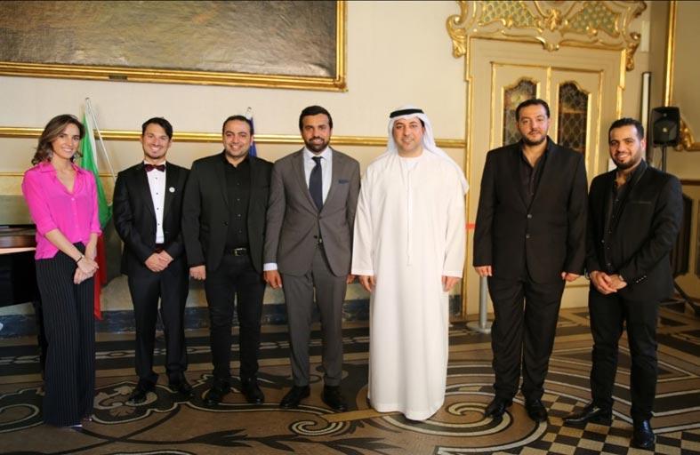 الإمارات تشارك في مهرجان فني إيطالي