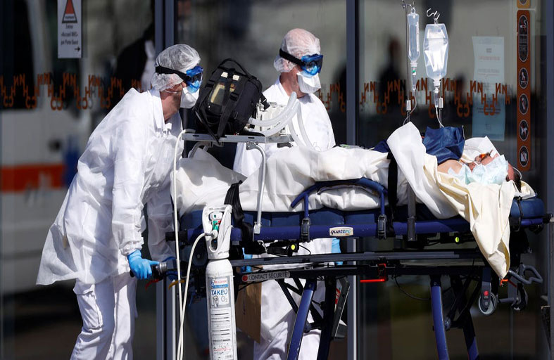 42 ألف إصابة جديدة بكورونا في الولايات المتحدة
