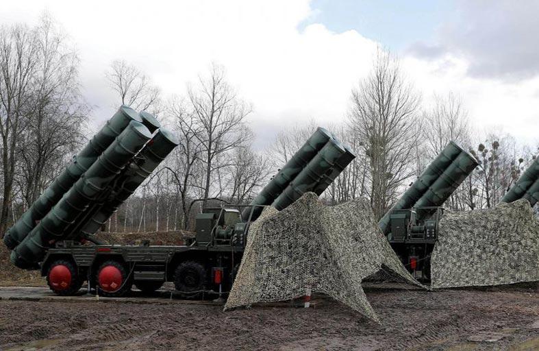 أس-400 الروسية تصل تركيا مطلع يوليو