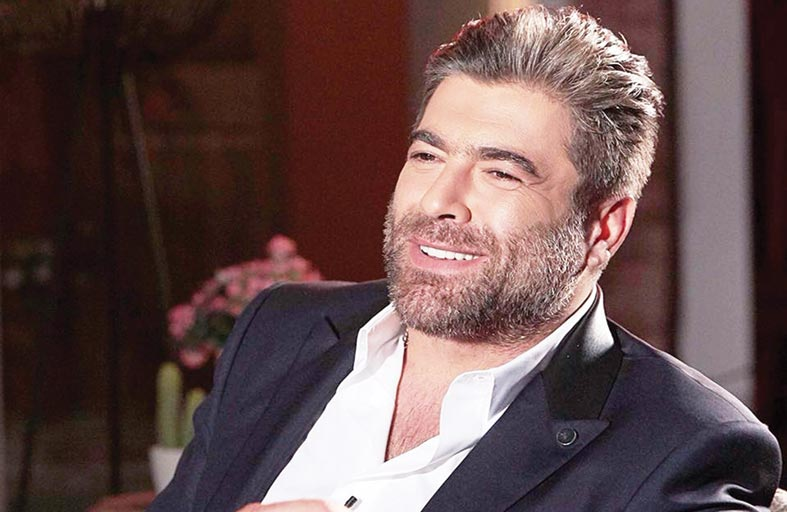 وائل كفورى يطرح أغنية تتر المسلسل اللبناني