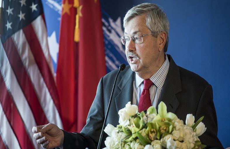 السفير الأمريكي في الصين يقوم بزيارة للتيبت
