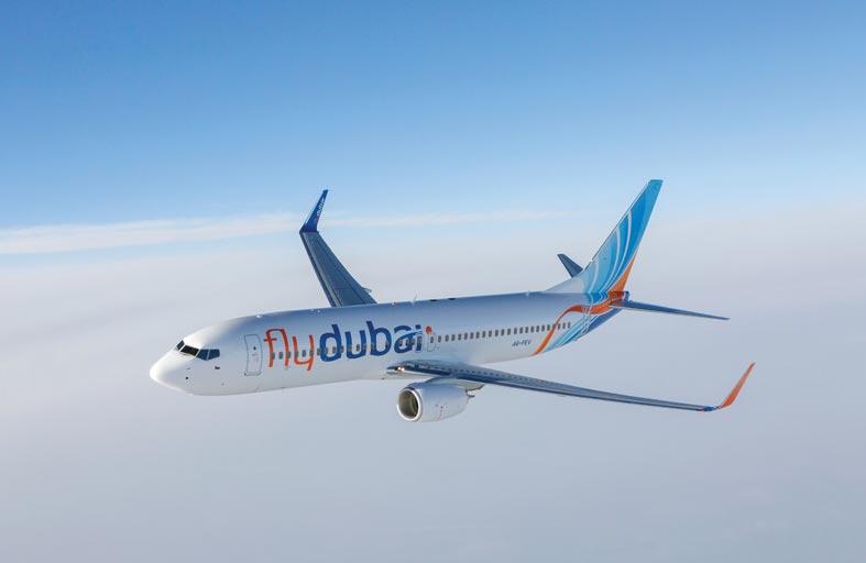 فلاي دبي توسع عملياتها في رومانيا برحلات إلى كلوج نابوكا