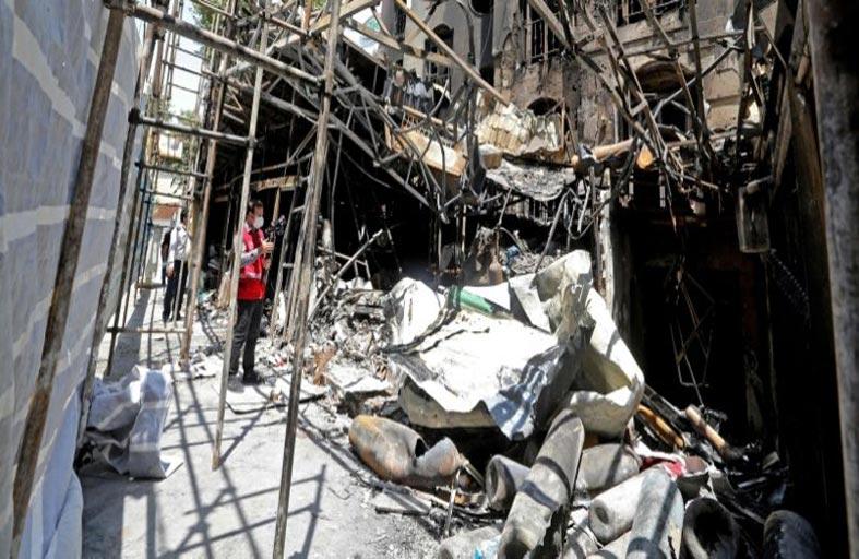 استمرار التفجيرات الغامضة.. قتلى بانفجار كبير بمصنع في طهران