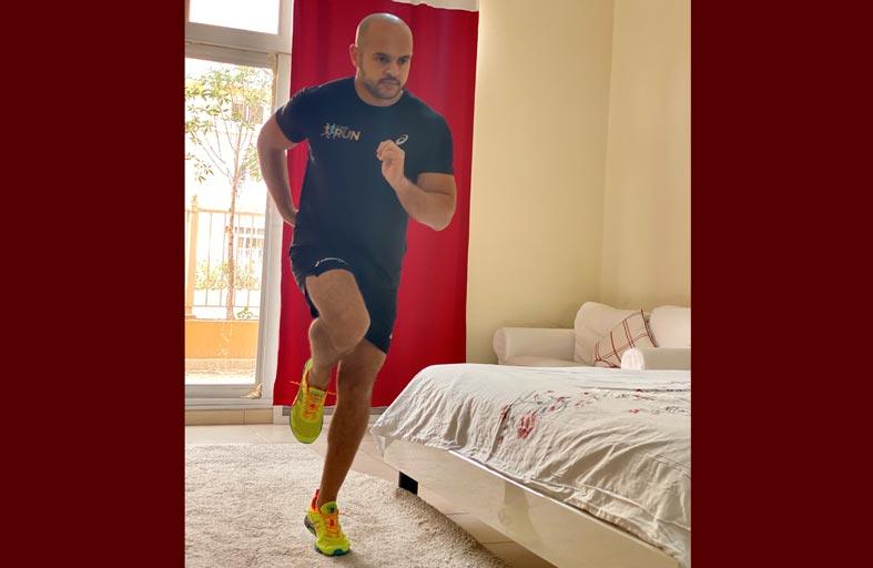 مجلس دبي الرياضي يطلق  «الماراثون المنزلي» 10الجاري