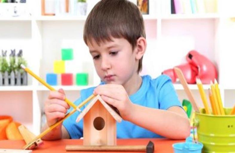كيف تكتشفي موهبة طفلك ؟