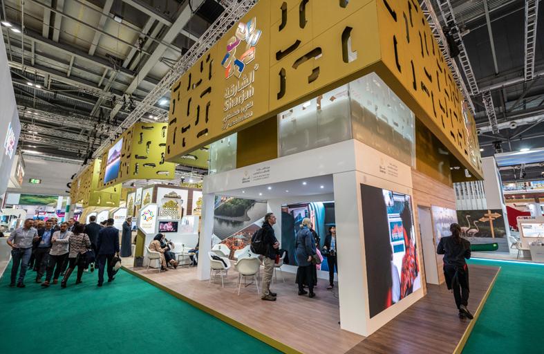 شروق تعرض مشاريعها وتكشف عن شراكتها الجديدة في سوق السفر العالمي