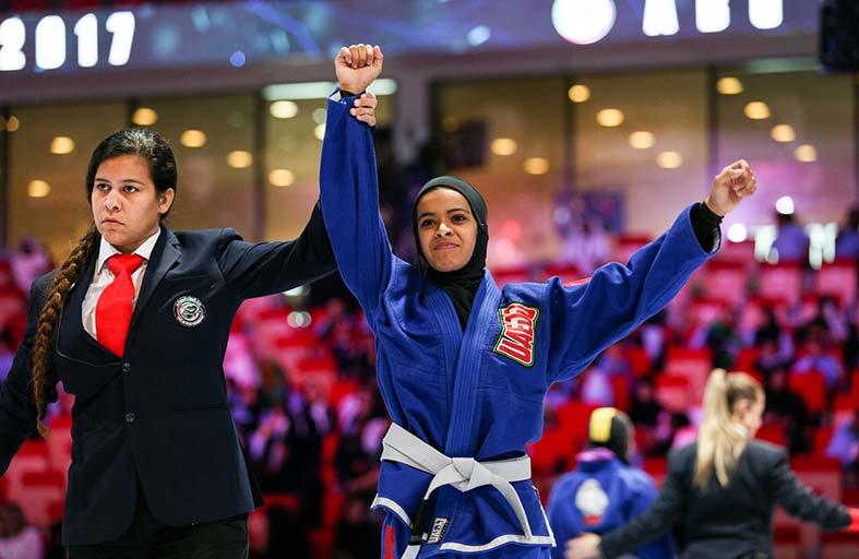الجولة الثالثة والأخيرة من بطولة أم الإمارات لجوجيتسو السيدات تنطلق الجمعة