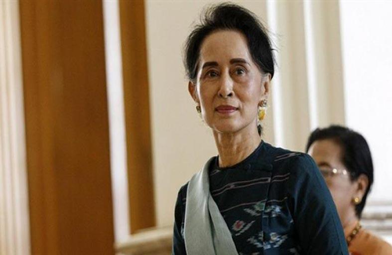 بدء محاكمة سو تشي في ميانمار