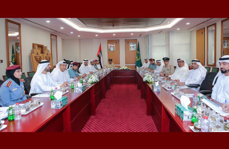 مجلس قيادات الشرطة بوزارة الداخلية يناقش المواضيع الأمنية والاستراتيجية