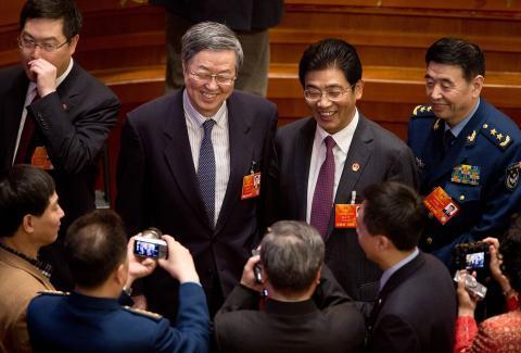 النواب الصينيون يصادقون على مجلس الوزراء