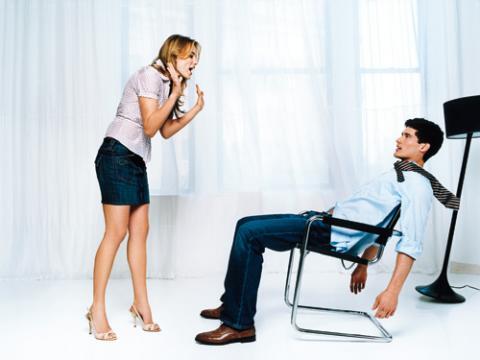 إخفاء المشاكل يفاقمها شجار الأزواج يحسّن صحتهم !!!