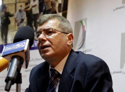 قراقع : إسرائيل تتعاطى مع الأسير العيساوي كمنتحر وتهيئ الأجواء للأسوأ