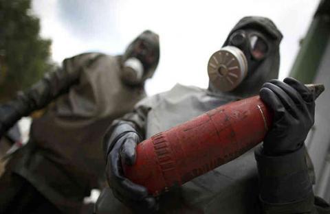 النرويج وكلفة تدمير الأسلحة الكيميائية السورية