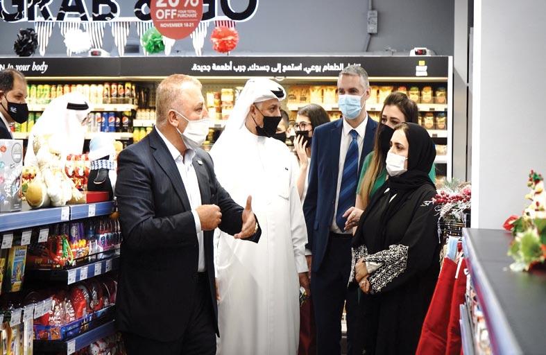 متاجر التسوق جرانديوس تخصص أجنحة لمنتجات المزارع والشركات الإماراتية